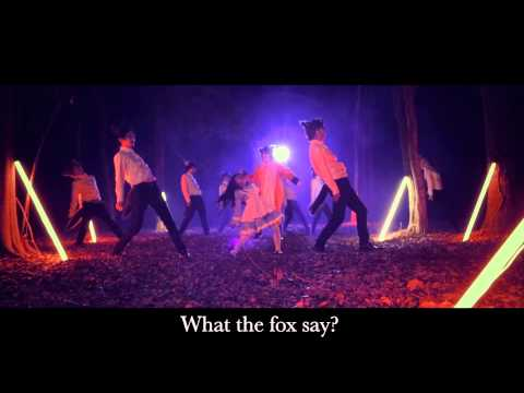 Ylvis - The Fox (what Does The Fox Say?)cover From Japan video