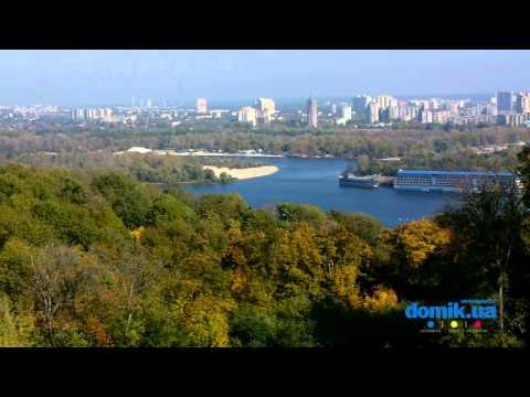 Обзор Печерска - Печерск - район Киева видео