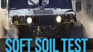Mattracks Archive - Soft Soil Test