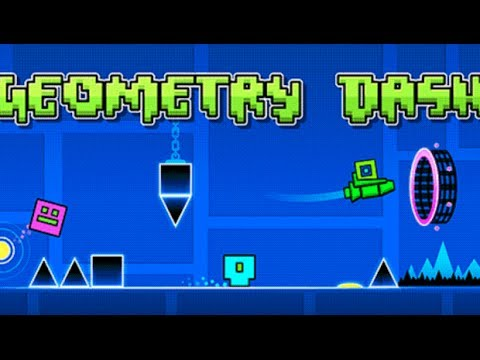 Juegos Para Android: Geometry Dash V1.30 [Ultima Version 2013]