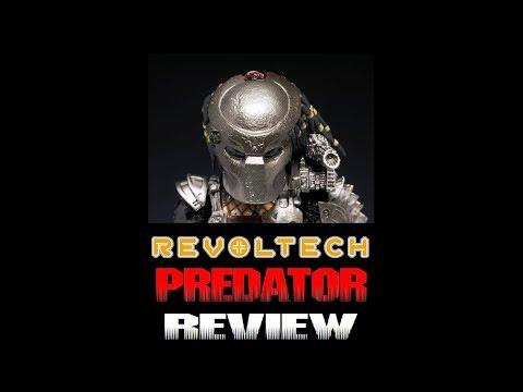 Revoltech Predator Review!