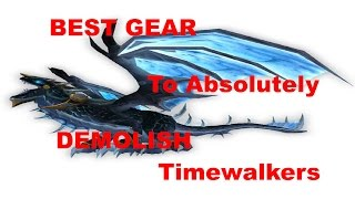 Best Guide Melee Leather (Rogue, Feral Druid) Gear for Timewalking Dungeons