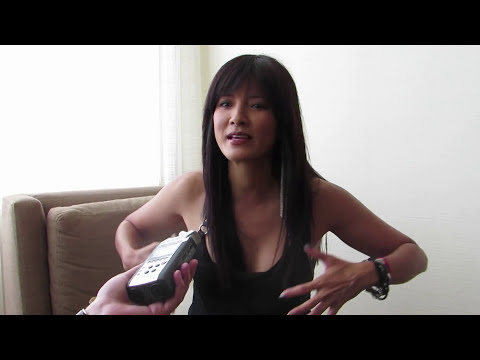 Kelly Hu - Exclusive Hottie Stop Interview (2014) Joblo Hd video