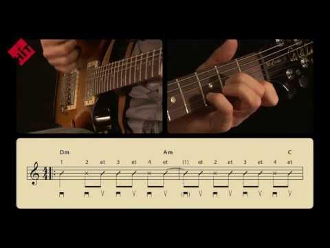 Guitare en vidéo, acoustique électrique, cours débutants, apprendre avec O Pain-Hermier