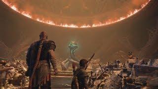 GOD OF WAR 2018 TGS 2017 Trailer