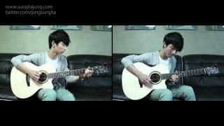 (Depapepe) きっとまたいつか (분명 다시 언젠가) - Sungha Jung