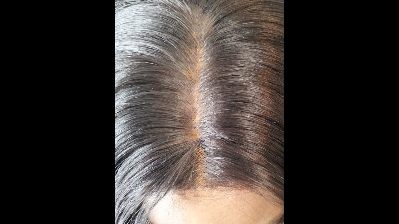Make Lace Wig Part Look Natural