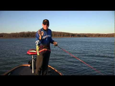 Lake Ray Roberts TX BONUS VIDEO Southwest Outdoors Report #1 - 2012 Season