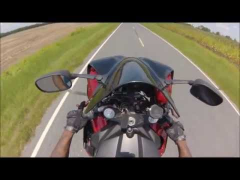 Wheelie- How To 09 r1 1st Gear clutch