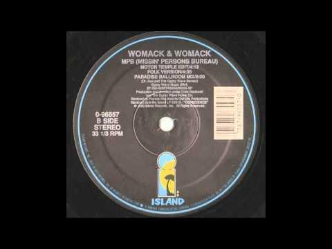 Womack & Womack - MPB Missin Persons BureauFrankie Knuckles Paradise Ballroom Mix