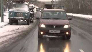 Тест драйв Renault Logan