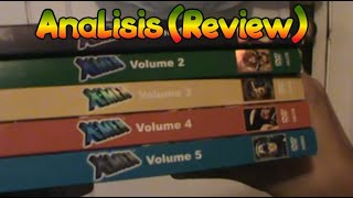 X-MEN ANIMATED 1992 DVD Temporada 1-5 Analisis (Review)