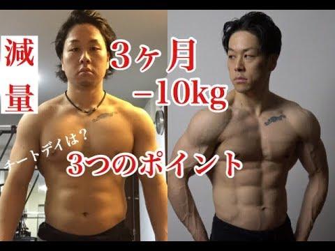 【ダイエット 筋トレ動画】[ダイエット]筋肉を残したまま減量する3つのポイント!初心者さん用  – Längd: 5:34.