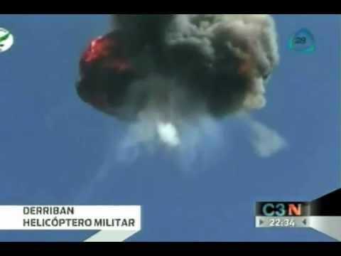 Los rebeldes sirios derriban un helicóptero militar