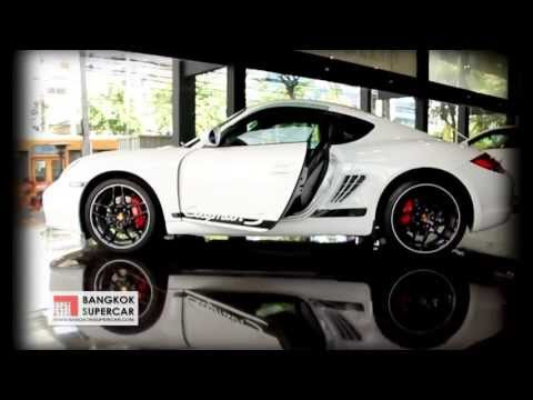 Porsche Cayman S :: Supercar Review By Bangkok Supercar