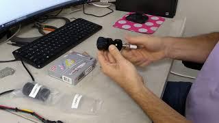 BMS spark plug gap tool DEMO