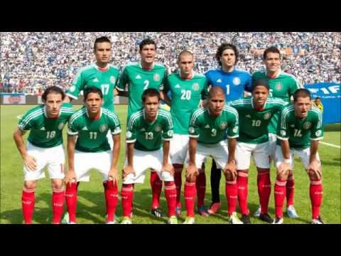 2014 Fifa Wc - Mexico National Anthem video