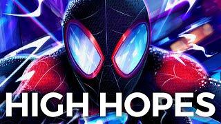 Download lagu SPIDER-MAN: INTO THE SPIDER VERSE「 MMV 」 High Hopes