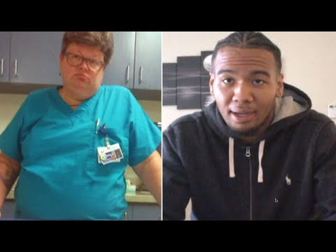 California ER Doctor Curses at Patient Claiming He's in Distress