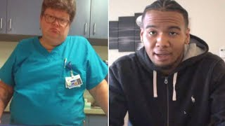 California ER Doctor Curses at Patient Claiming He