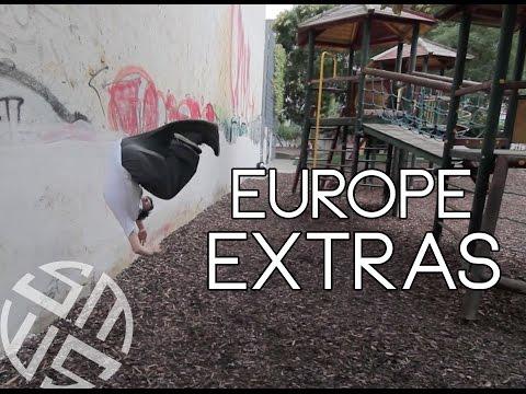 Street Media - Europe Parkour - EXTRAS