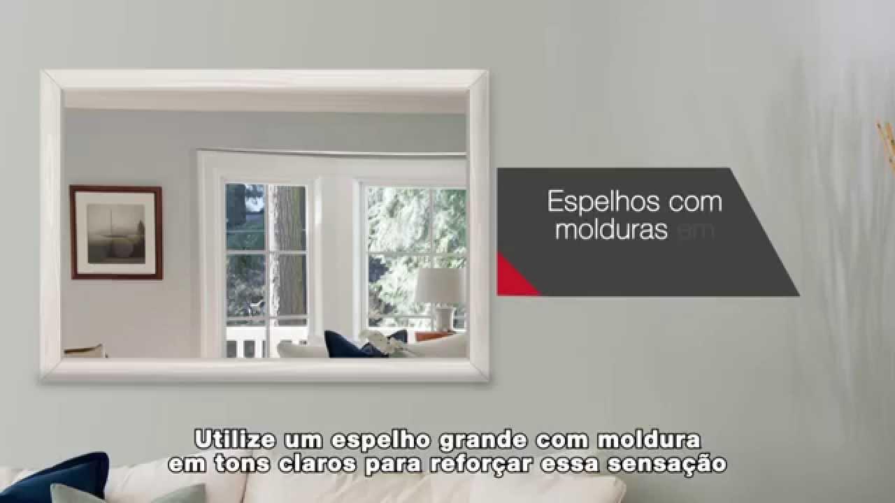 Como decorar pequenos ambientes youtube - Como decorar espacios pequenos ...