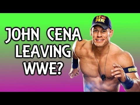 Wwe News - John Cena Leaving Wwe? & More video