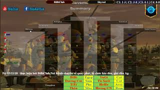 C3T2 - AoE 44 Random BiBiClub vs Skyred ngày 11-5-2018