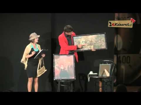 Kabaret Weźrzesz - Biuro tłumaczeń sztuki