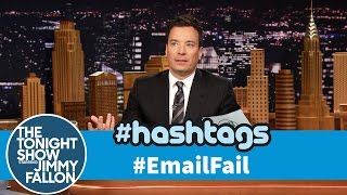 Video Hashtags: #EmailFail