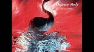 Watch Depeche Mode Any Second Now video