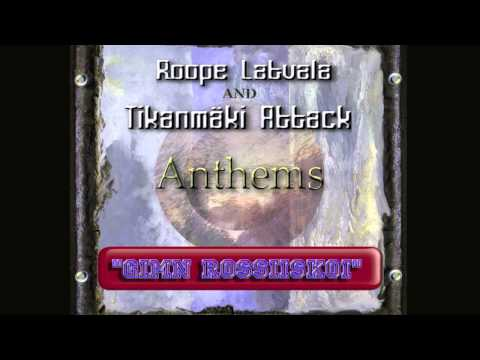 Roope Latvala&Tikanmäki Attack - Gimn Rossiiskoi (Hymn of Russia)