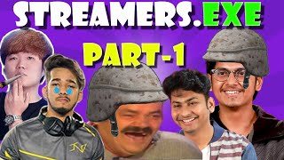 Streamer.exe | Funny, epic and wtf moments | Pubg Mobile | EP.1