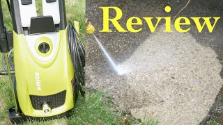 Sun Joe SPX3000 2030 PSI 1.76 GPM Electric Pressure Washer, 14.5-Amp Review