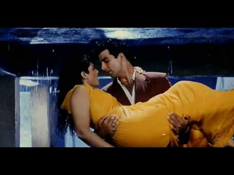 (HD) Raveena Tandon Hot Wet - Tip Tip Barsa Pani Full Song.flv