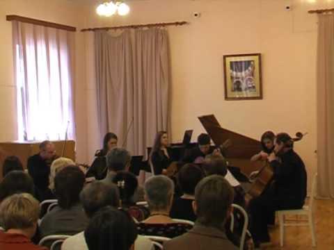Quintet by Nikita Koshkin (IV. Passacaglia)