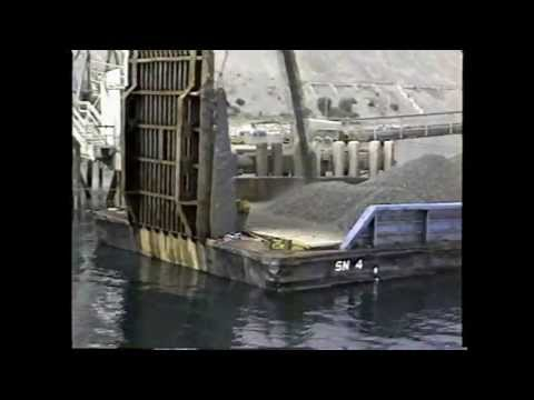 Gravel barge Victoria part one.mpg