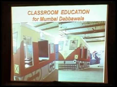 """Management Guru"" Dr. Pawan Agrawal Ph.D on Mumbai Dabbawala : Video 7"