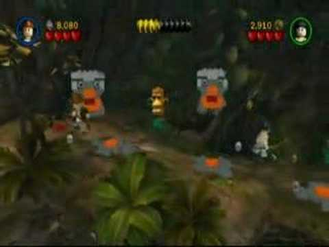 LEGO Indiana Jones Story 1 - Chapter 1 - Lost Temple (1/2)