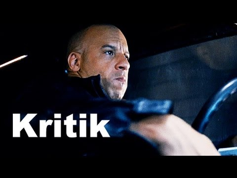 FAST & FURIOUS 6 - Kritik inkl. Filmszene Trailer Deutsch German