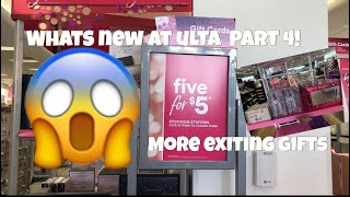 What's new at ULTA part 4! Holiday 2018