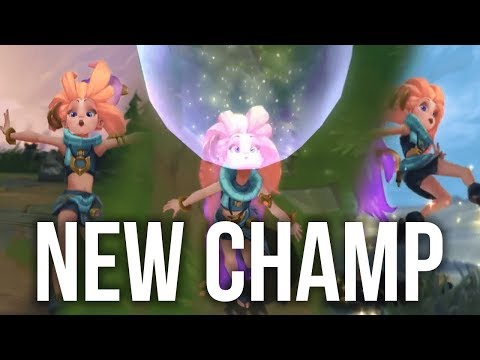 Imaqtpie - NEW CHAMPION, ZOE! (INFINITE SUMMONER SPELLS?)