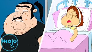 Top 20 Worst Things Ever Done to Meg from Family Guy