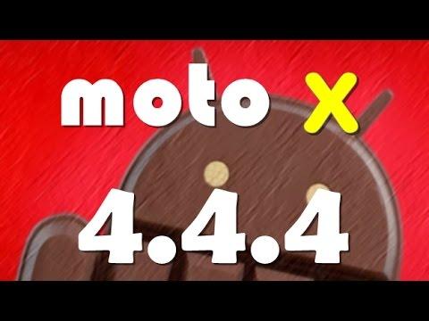 Moto X XT1058 - ROM Stock 4.4.4 KitKat