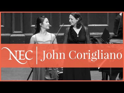 John Corigliano: Sonata for Violin and Piano