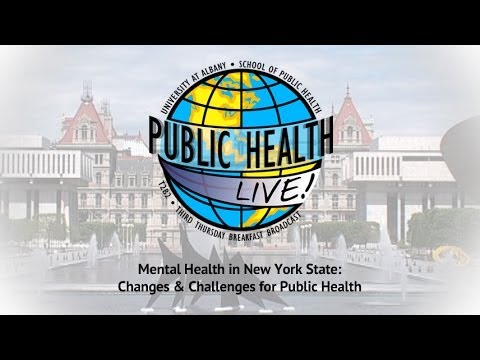 Mental Health in New York State: Changes & Challenges for Public Health