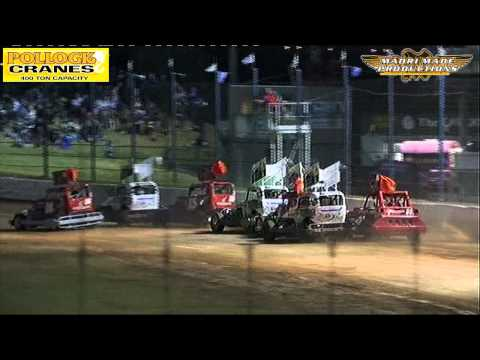 Auckland Superstock Teams Nationals Night One Highlghts