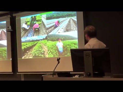 2016 5th Annual Cornell University Plant Breeding Symposium - Frank Mangan