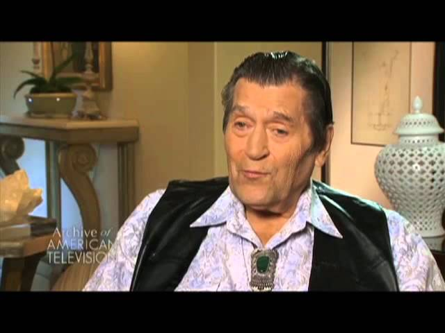Clint Walker on how he'd like to be remembered - EMMYTVLEGENDS.ORG