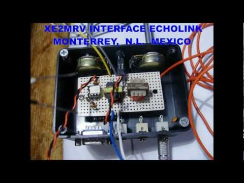 XE2MRV ECHOLINK.wmv